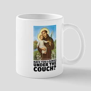 St. Anthony Religious Humor Mugs
