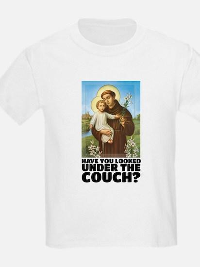 St. Anthony Religious Humor T-Shirt