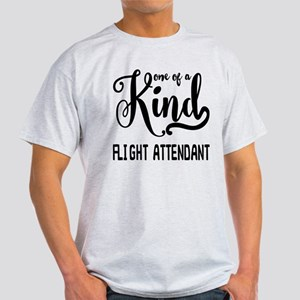 One of a Kind Flight Attendant Light T-Shirt