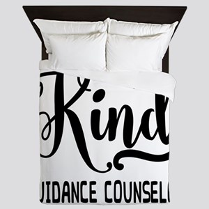 One of a Kind Guidance Counselor Queen Duvet