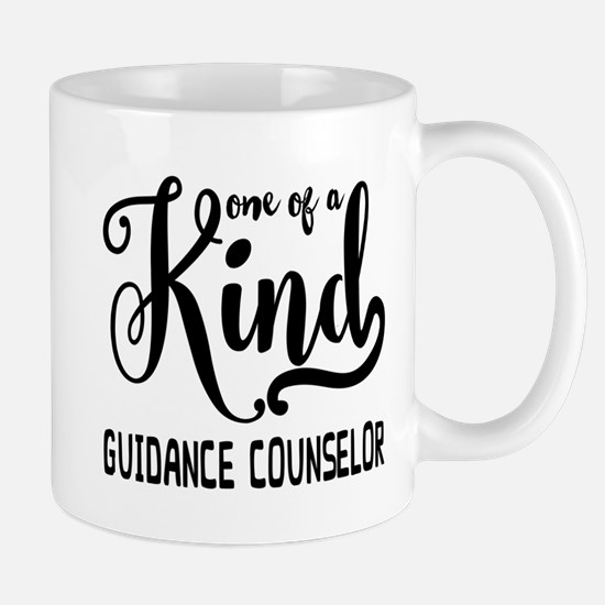 One of a Kind Guidance Counselor Mug