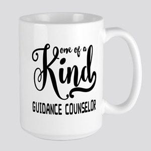 One of a Kind Guidance Counselor Large Mug