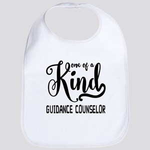 One of a Kind Guidance Counselor Bib