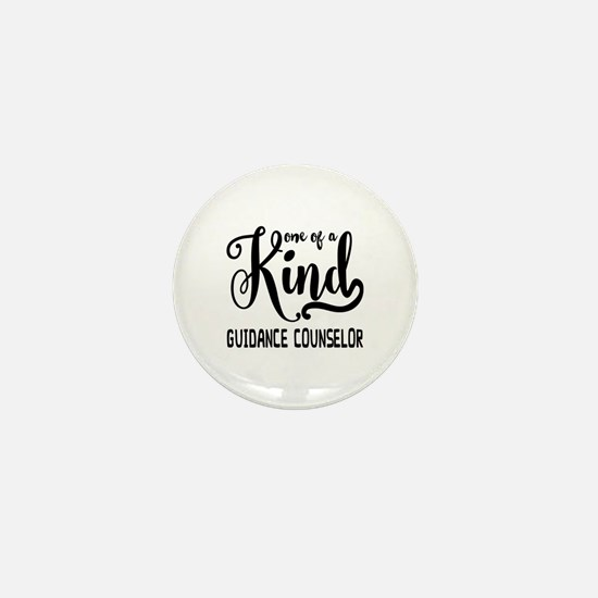 One of a Kind Guidance Counselor Mini Button