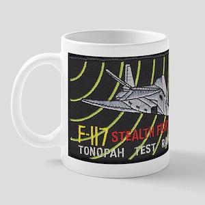 F-117 Stealth Tonopah Mug
