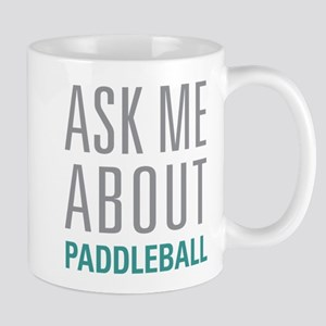 Paddleball Mugs