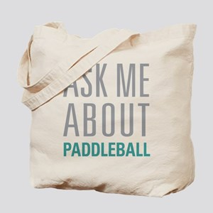 Paddleball Tote Bag