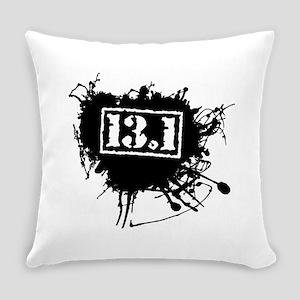 Half Marathon Everyday Pillow