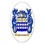 Nicholson Sticker (Oval)