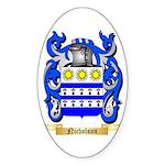 Nicholson Sticker (Oval 50 pk)