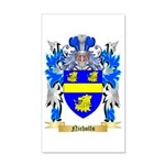 Nicholls 35x21 Wall Decal