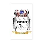 Nicholls 2 Sticker (Rectangle)