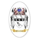 Niccolucci Sticker (Oval 10 pk)