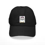 Niccolo Black Cap