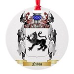 Nibbs Round Ornament