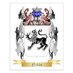 Nibbs Small Poster