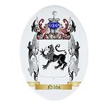 Nibbs Oval Ornament
