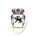 Nibb 20x12 Oval Wall Decal