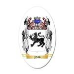 Nibb 35x21 Oval Wall Decal