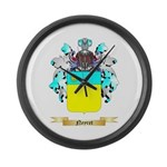 Neyret Large Wall Clock