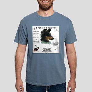 Sheltie 4 Ash Grey T-Shirt