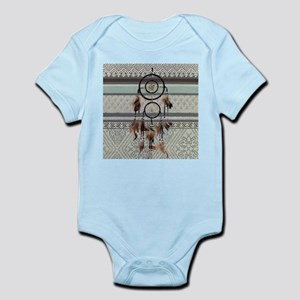 native tribal pattern dream catcher Body Suit