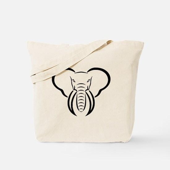 Funny Intimidating Tote Bag