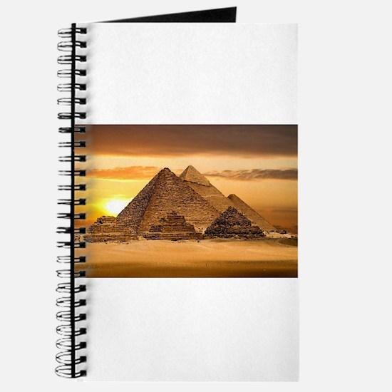 Egyptian pyramids Journal