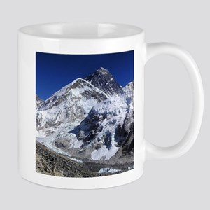 No Mountain Tall Enough Mugs