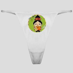 Frida Kahlo Classic Thong