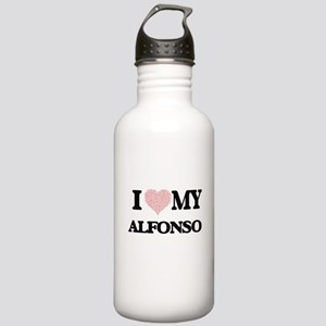 I Love my Alfonso (Hea Stainless Water Bottle 1.0L
