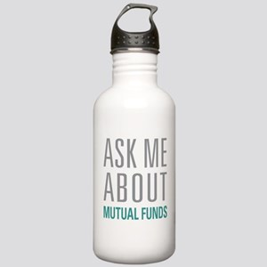 Mutual Funds Stainless Water Bottle 1.0L