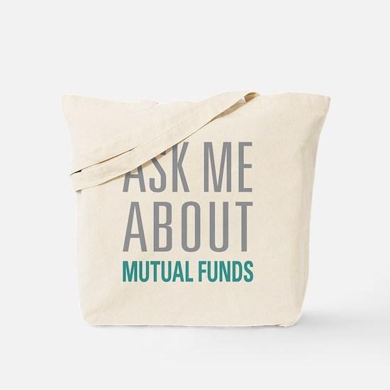 Mutual Funds Tote Bag