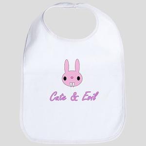 Evil Bunny Bib