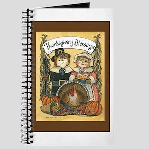 Thanksgiving Couple Journal