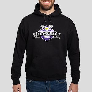 Not Too Slabby Logo Hoodie (dark)