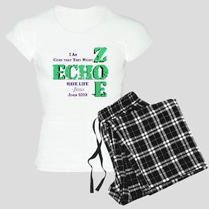 Echo Zoe Women's Light Pajamas