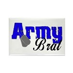 Army Brat ver2 Rectangle Magnet (10 pack)