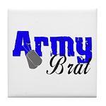 Army Brat ver2 Tile Coaster