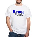 Army Brat ver2 White T-Shirt