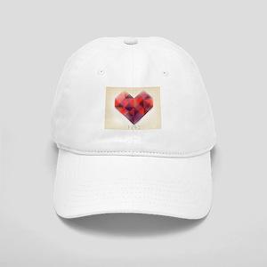 Hearts Braille Cap