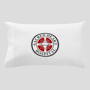 Sacred Heart Hospital Logo Pillow Case