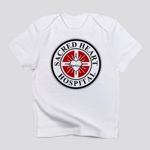 Sacred Heart Hospital Logo Infant T-Shirt