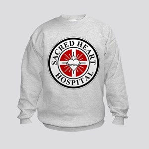 Sacred Heart Hospital Logo Sweatshirt