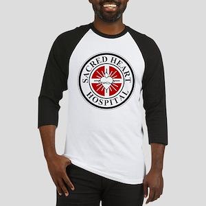 Sacred Heart Hospital Logo Baseball Jersey