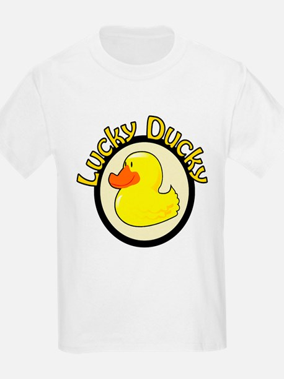 Lucky Ducky T-Shirt
