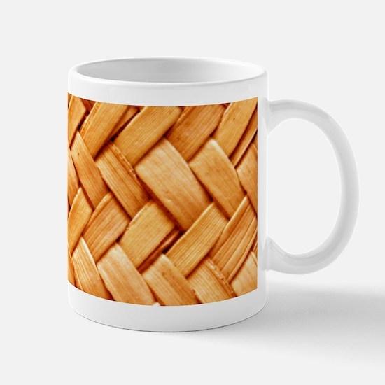 WOVEN STRAW Mug