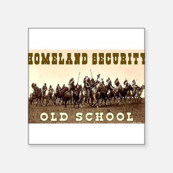 """Cute Original homeland security Square Sticker 3"""" x 3"""""""