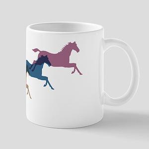 4 Horses Mug
