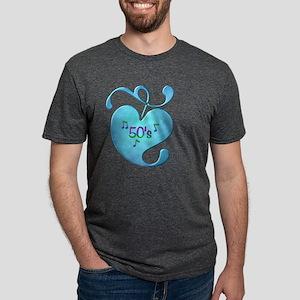 50s Music Love T-Shirt